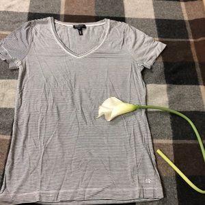 Escada Sport stripe T-Shirt Small